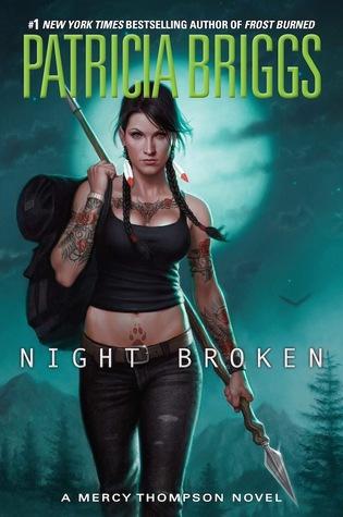 Read-along & Giveaway: Night Broken by Patricia Briggs @Mercys_Garage @AceRocBooks  #Read-along #GIVEAWAY @Jennifer_TBN