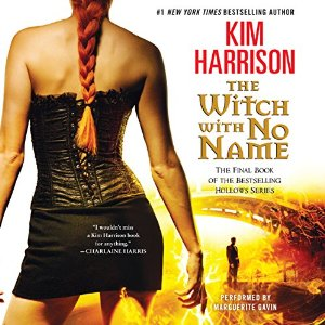 ICYMI: A Witch With No Name by Kim Harrison @BurningBunnies ‏@HarperVoyagerUS ‏@JULIEYMANDKAC