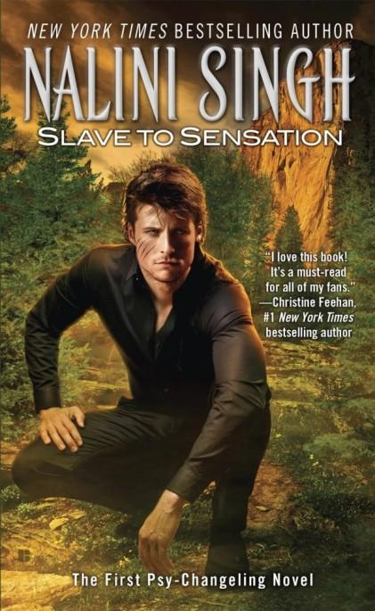 Slave to Sensation by Nalini Singh