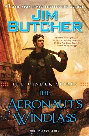 Early Review: The Aeronaut's Windlass by Jim Butcher