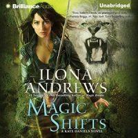 Read-along & Giveaway: Audio: Magic Shifts by Ilona Andrews  @ilona_andrews @GordonSm3 @reneeraudman #BrillianceAudio @AceRocBooks  #Read-along #Giveaway