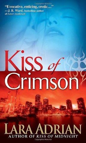 Audio: Kiss of Crimson by Lara Adrian