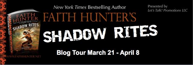 Shadow Rites by Faith Hunter