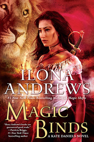 Release Day Review: Magic Binds by Ilona Andrews