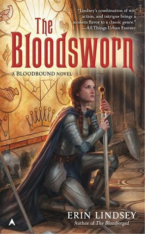 Early review & Giveaway: The Bloodsworn by Erin Lindsey
