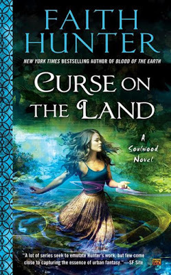 Blog Tour: Curse on the Land by Faith Hunter