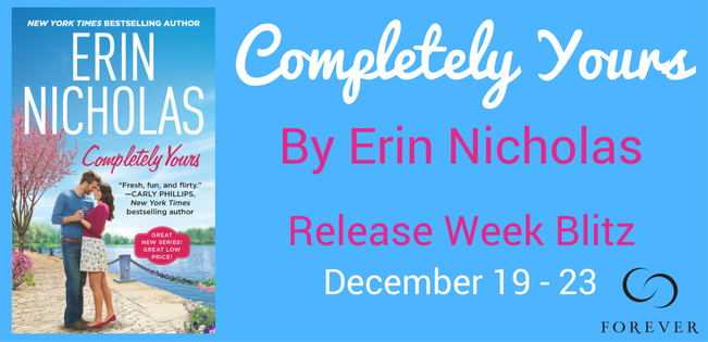 Release Blitz: Completely Yours by Erin Nicholas