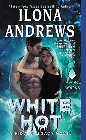 Release Day: White Hot by Ilona Andrews