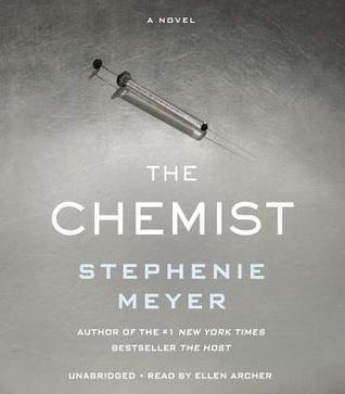 Audio: The Chemist by Stephenie Meyer