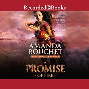 Audio:  A Promise of Fire by Amanda Bouchet