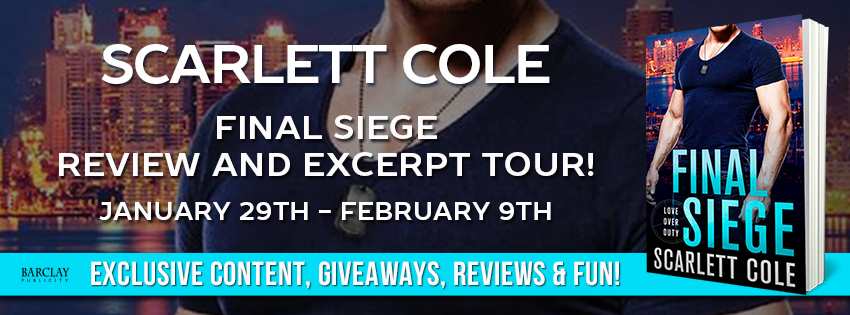Blog Tour: Final Siege by Scarlett Cole