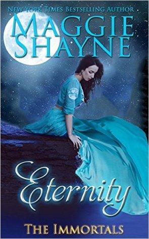 Thrifty Thursday: Eternity by Maggie Shayne