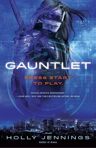 Early Review: Gauntlet by Holly Jennings