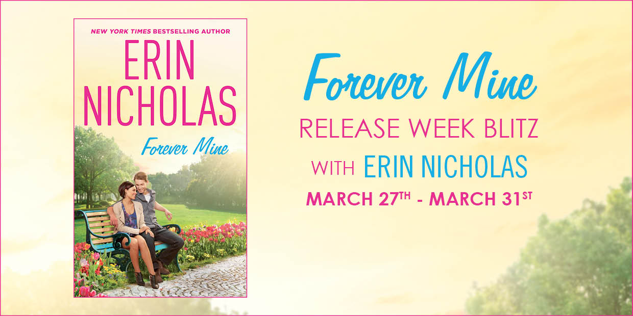 Blog tour:  Forever Mine by Erin Nicholas