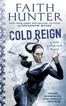 Blog tour: Cold Reign by Faith Hunter