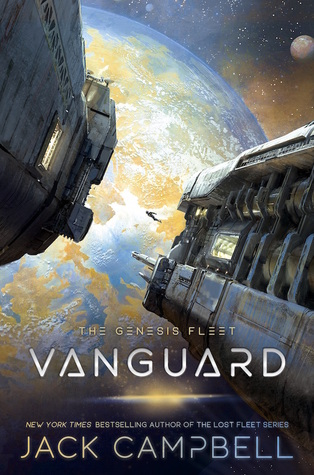 New series: Vanguard by Jack Campbell
