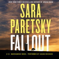 Audio:  Fallout by Sara Paretsky