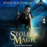 Audio: Stolen Magic by Marina Finlayson    #JIAM