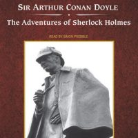 Thrifty Thursday: Audio  The Adventures of Sherlock Holmes by Sir Arthur Conan Doyle  #JIAM