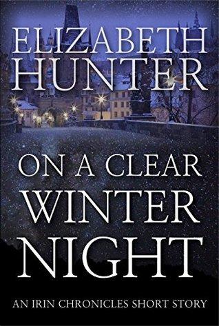 On A Clear Winter Night by Elizabeth Hunter