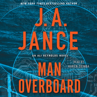 Audio:  Man Overboard by J.A. Jance  #JIAM