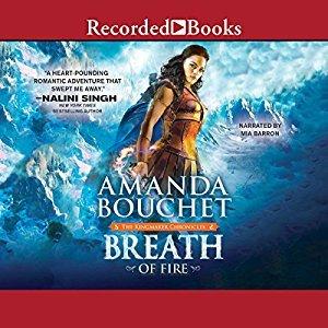 Audio:  Breath of Fire by Amanda Bouchet  #JIAM