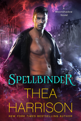 Release Day Review: Spellbinder by Thea Harrison