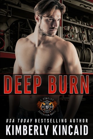 Deep Burn by Kimberly Kindcaid