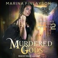 Audio: Murdered Gods by Marina Finlayson