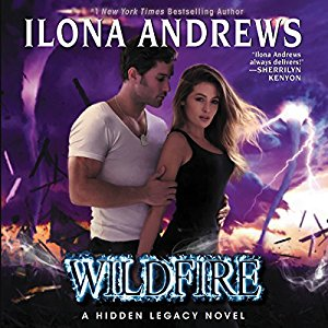 Joint Review: Wildfire by Ilona Andrews