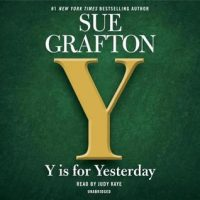 Audio: Y is for Yesterday by Sue Grafton