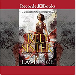 Audio: Red Sister by Mark Lawrence