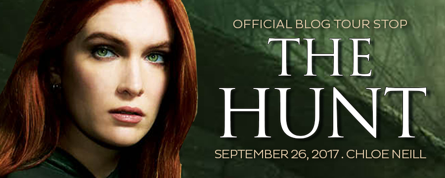 Audio: The Hunt by Chloe Neill