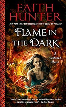 Blog Tour: Flame in the Dark by Faith Hunter @HunterFaith ‏@AceRocBooks @BerkleyPub @LetsTalkLTP