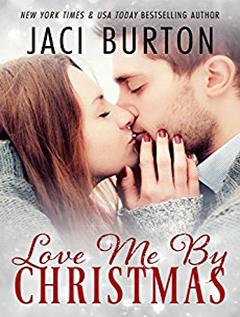 Audio: Love Me By Christmas by Jaci Burton @jaciburton   @TantorAudio