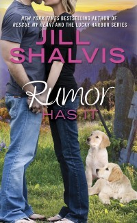 ICYMI:  Rumor Has It by Jill Shalvis  @JillShalvis  @BerkleyPub  @JulieYMandKAC