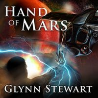Audio: Hand of Mars by Glynn Stewart @glynnstewart  @jeffreykafer @TantorAudio