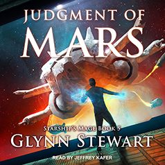 Judgment of Mars by Glynn Stewart