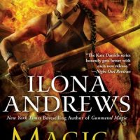 Read-along & Giveaway: Magic Rises by Ilona Andrews  @ilona_andrews ‏@GordonSm3 @AceRocBooks @BerkleyPub #Read-along