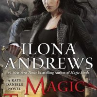 Joint Review:  Magic Triumphs by Ilona Andrews  @ilona_andrews ‏@GordonSm3 @reneeraudman ‏@AceRocBooks @BerkleyPub