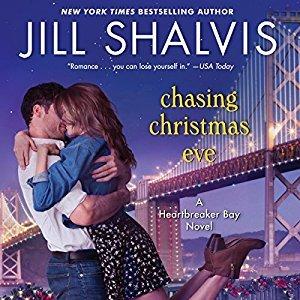 RRR: Audio: Chasing Christmas Eve @JillShalvis   @KarenWhitereads   @HarperAudio  @OverDriveLibs