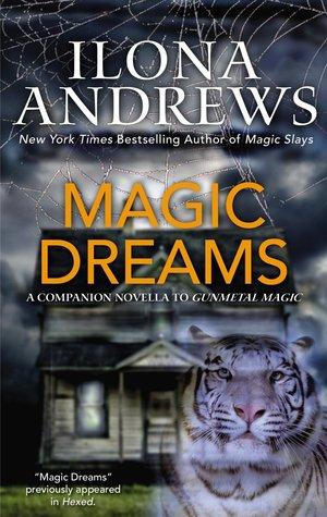 Digital Copy of Magic Dreams by Ilona Andrews