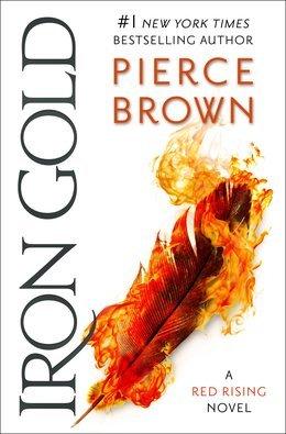 Iron Gold by Pierce Brown @Pierce_Brown @DelReyBooks @recordedbooks @penguinrandom