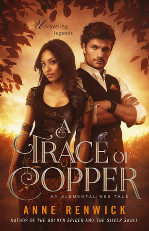 A Trace of Copper by Anne Renwick @AnneRenwick1 @Twimom227 ‏ #FriendsOnFriday