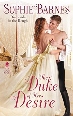 The Duke of Her Desire by Sophie Barnes @BarnesSophie @avonbooks ‏@RedHotBooks #FriendsOnFriday
