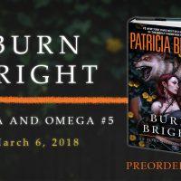 Giveaway in the Alpha & Omega series by Patricia Briggs @Mercys_Garage @AceRocBooks @LexCNixon @BerkleyPub #Giveaway