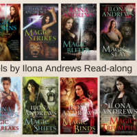 Read-along & Giveaway: Kate Daniels series by Ilona Andrews @ilona_andrews @GordonSm3 @AceRocBooks @BerkleyPub @reneeraudman  #Read-along