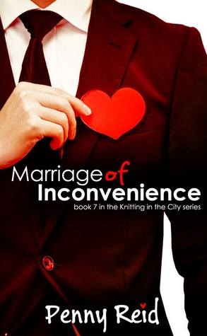 Blog Tour: Marriage of Inconvenience by Penny Reid @ReidRomance ‏@jennw23