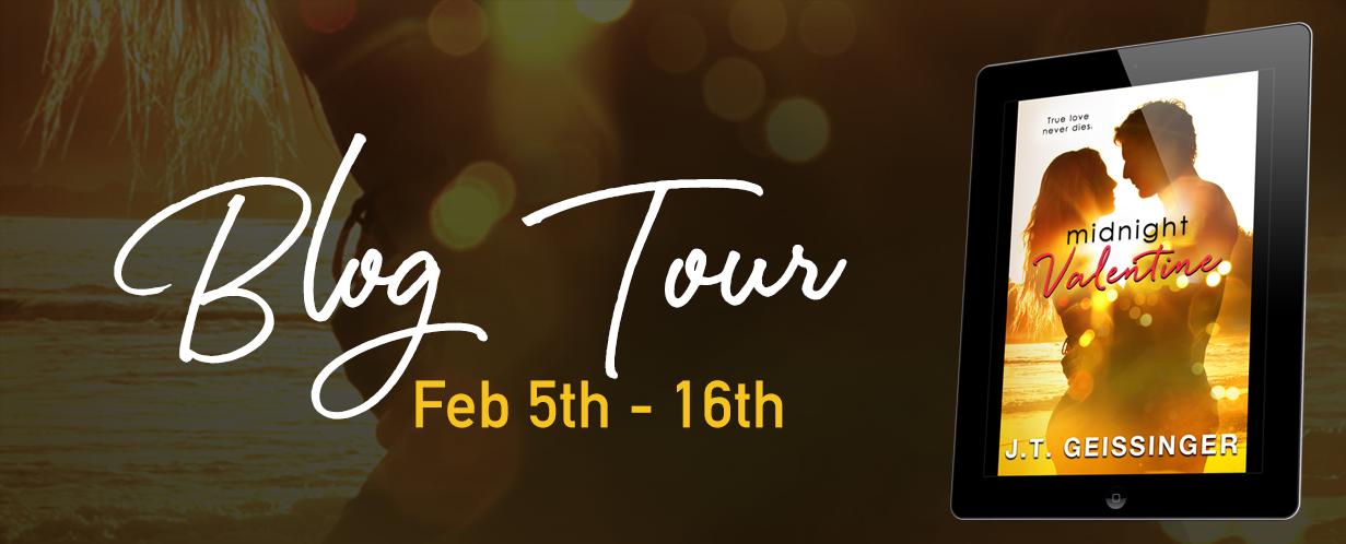 Blog Tour: Midnight Valentine by JT Geissinger