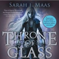 Audio: Throne of Glass by Sarah J. Maas @SJMaas   @AudibleStudios ‏